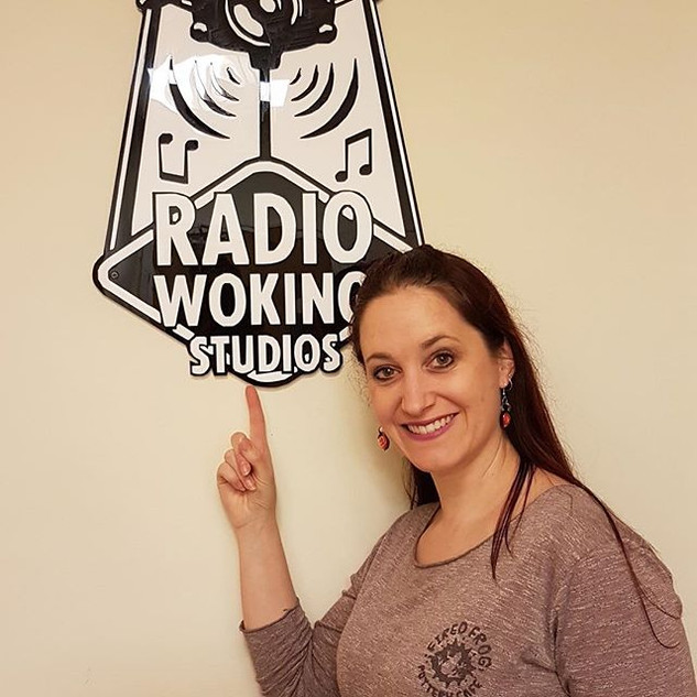 I enjoyed my interview today on Radio Wo