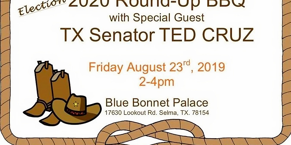 Election 2020 Roundup - BBQ with Special Guest Ted Cruz