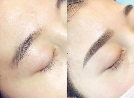 What I Learnt Shaping Over 1000 Pairs of Eyebrows