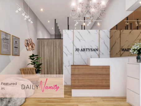 JO ARTYSAN's Leading and Highly Trained Microblading Brow Specialists - Daily Vanity Singapore