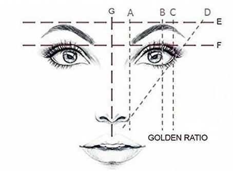 The Golden Ratio Principle In Eyebrow Microblading