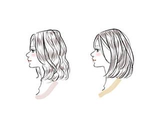 38歳からなりたい髪