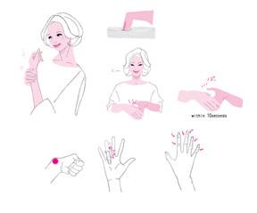 手のしびれ・指の痛みが一瞬で取れる本