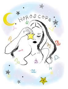 情報アプリ「LOCALI」星占い
