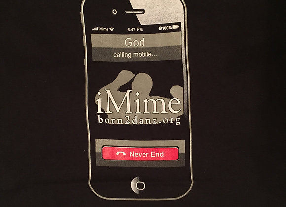 iMime iPhone T-Shirt