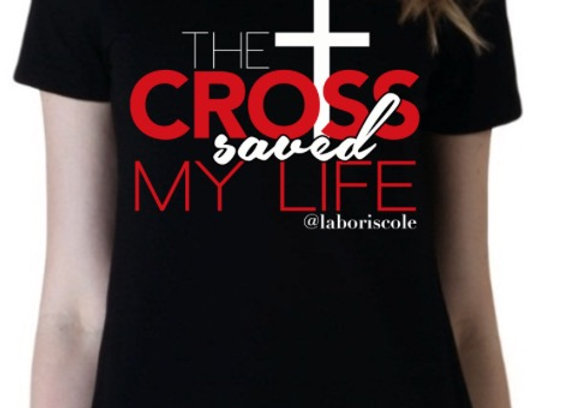 The Cross Saved My Life T-Shirt