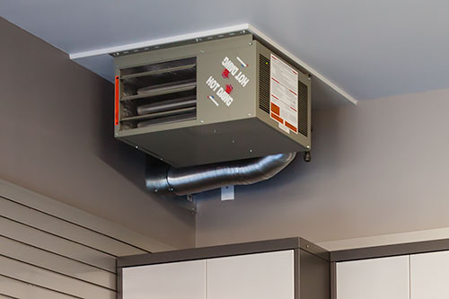 forced-air-garage-heaters