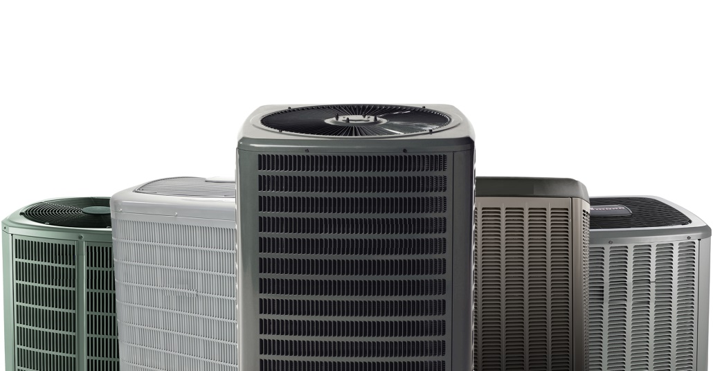 Selection of Top Brand Air Conditioners