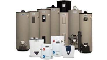 Many Water Heater Options