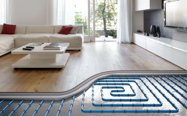 In Floor heating2