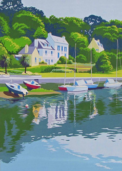 Pont Aven, Brittany