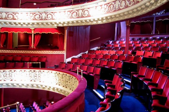 The Gaiety Theatre - Wilton Carpets