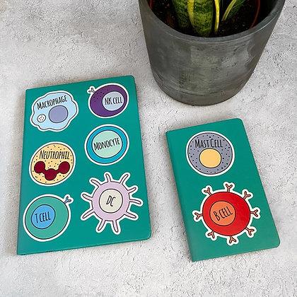 Immunology Sticker Pack