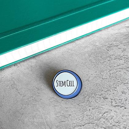 Stem Cell Enamel Pin Badge