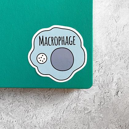 Macrophage Sticker