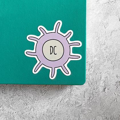 Dendritic Cell Sticker