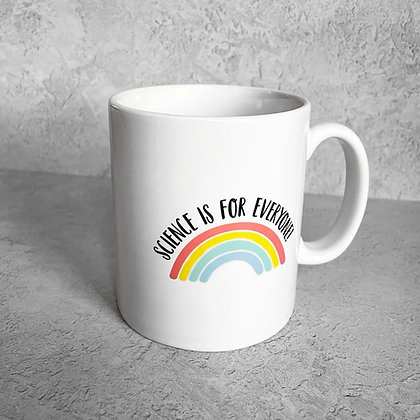 Science is for Everyone Mug