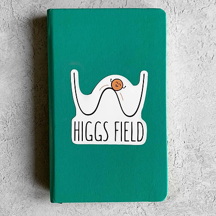 Higgs Field Sticker