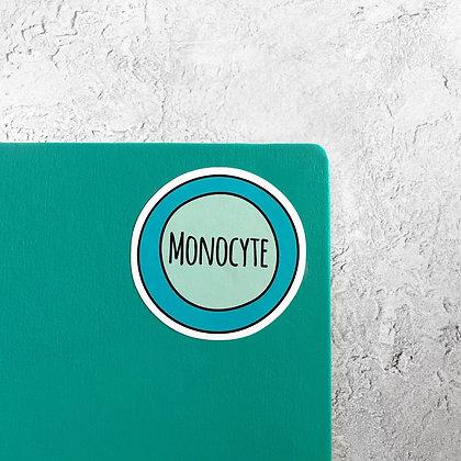 Monocyte Sticker