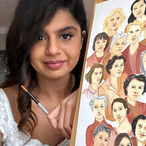Nina Chhita | Medical Writer & Illustrator