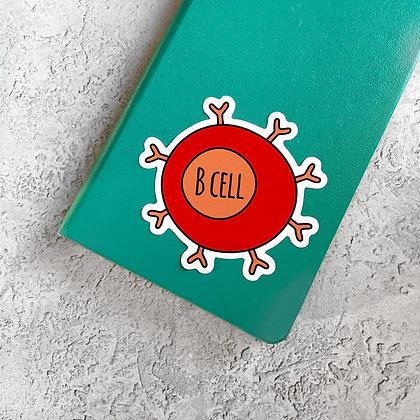B Cell / Lymphocyte Sticker