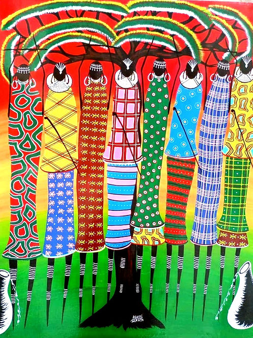 Preserving Maasai Cultural Dress