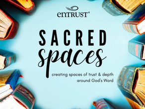 Sacred Spaces Podcast