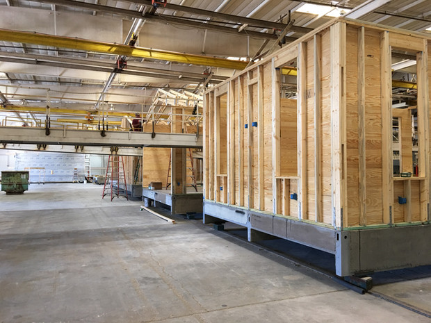 Prefabricated Off Site Construction