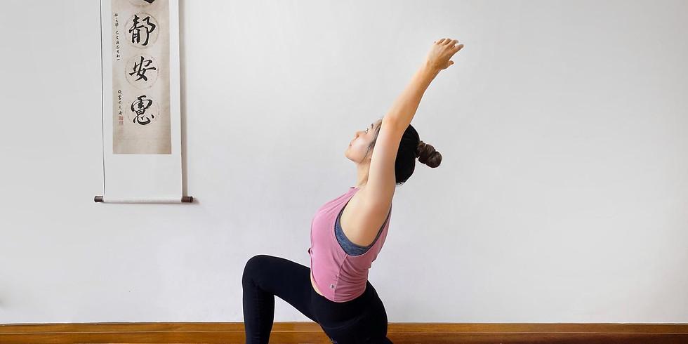 哈達瑜伽 🌷 小班
