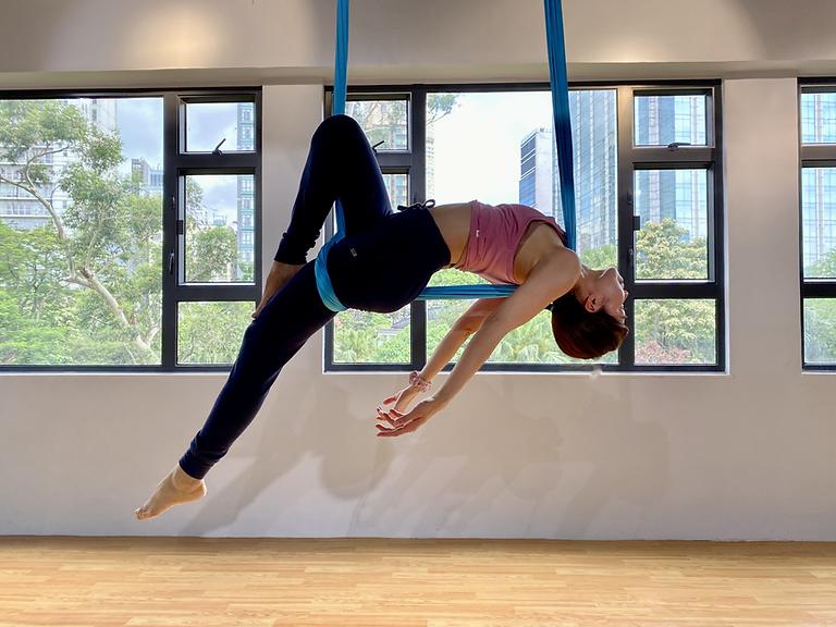 空中瑜伽, Aerial Yoga