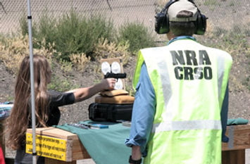 NRA Chief Range Safety Officer Course NY