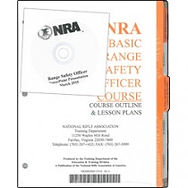 NRA Instructor Chief Range Safety Officer Course Lesson Plans NY