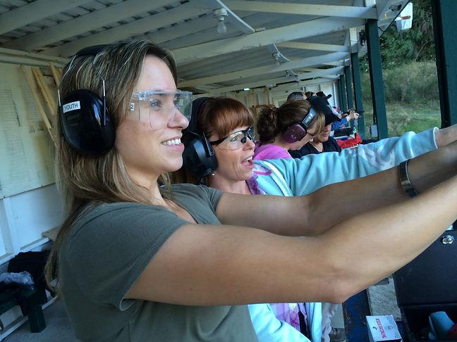 New York Shooting Range Party