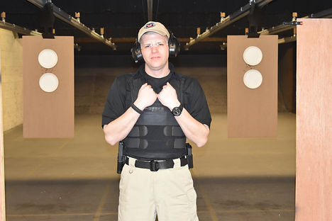 Matt Culhane NRA Law Enforcement Instructor & NRA Training Counselor