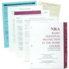 NRA PPITH Instructor Lesson Plans NY