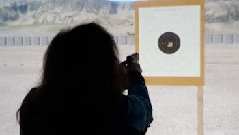 Matt Culhane VirTra NRA Laser Marksmanship NY