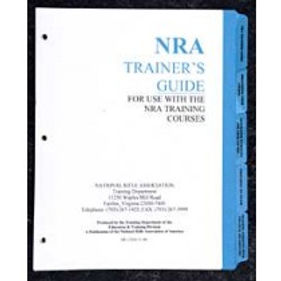 NRA Trainer's Guide NY