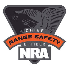 NRA Certified Cheif Range Safety Officer NY