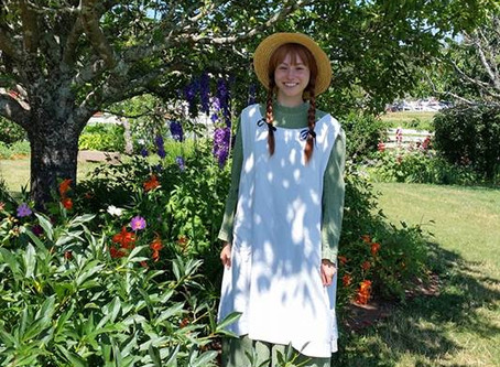 Finding Anne with an E at Green Gables