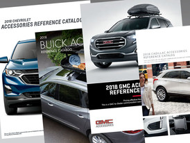 GM Accessories Reference Catalogs