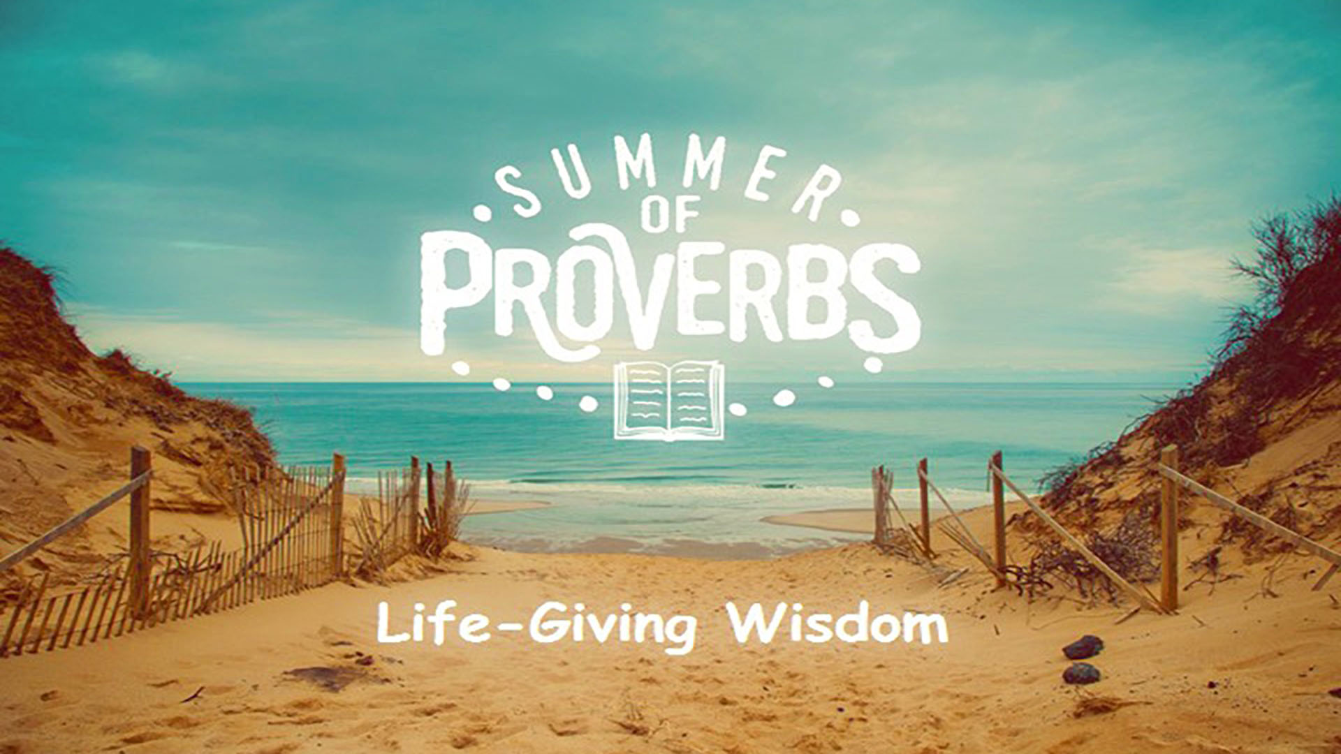 Summer of Proverbs