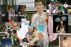 AN A-Z OF THIS YEAR IN FASHION