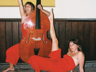 THE ZINE ABOUT FEMALE AND NON-BINARY MUSICIANS
