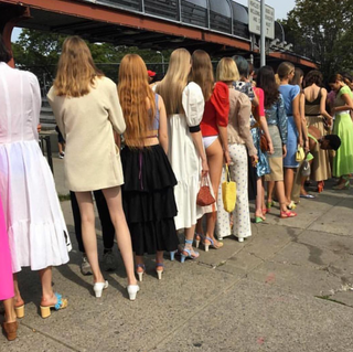ALL OF THE HIGHLIGHTS FROM NEW YORK FASHION WEEK