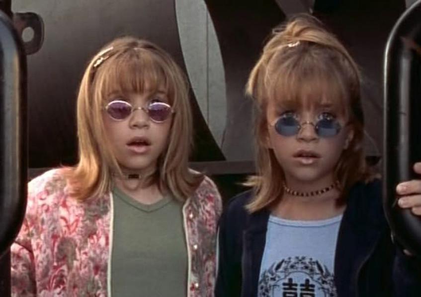 Mary Kate & Ashley Olsen
