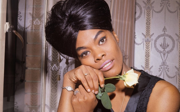 Try out Dionne Warwick's look for a sweeter vibe.