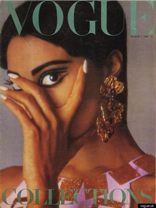 Donyale Luna, Vogue
