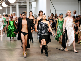CAN YOUNG CREATIVES REFORM FASHION?