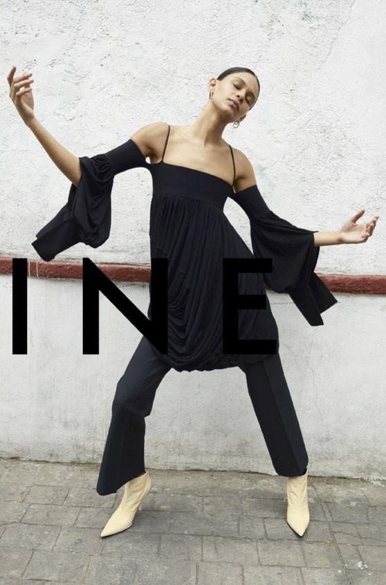 Binx Walton for Céline F/W17