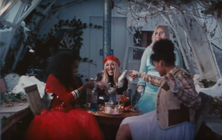 TEAMWORK! BARBIE FERREIRA DIRECTS DOUNIA'S NEW MUSIC VIDEO